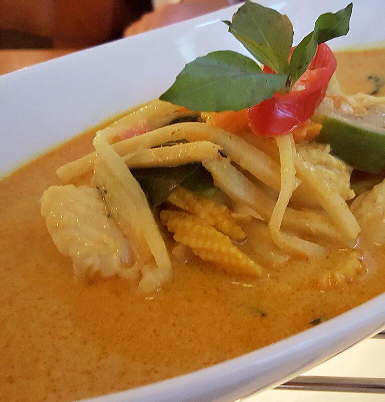 Authentische Thai-Küche